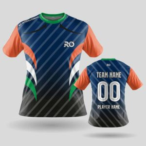 RO Sports Jersey Flag Striped