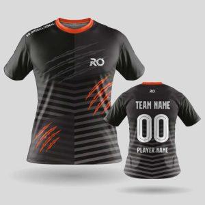 RO Sports Jersey Black