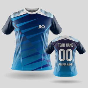 RO Sports Jersey Blue