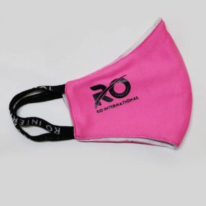 RO Face Mask Ladies Pink