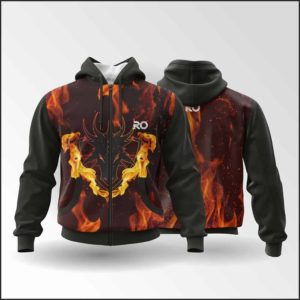 RO Hoodies Sweat Bull