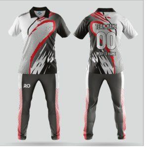 Sports Jersey Set