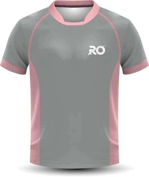 Ro Cut and Sew Light Rose Gray
