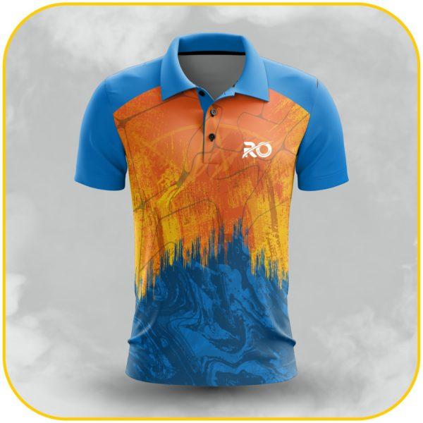 Ro Cricket Jersey 633